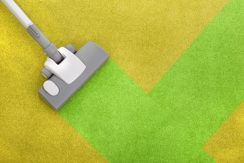 Ковролин уборка в домашних условиях
