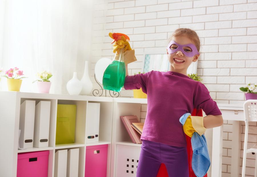 Как настроится на уборку квартир