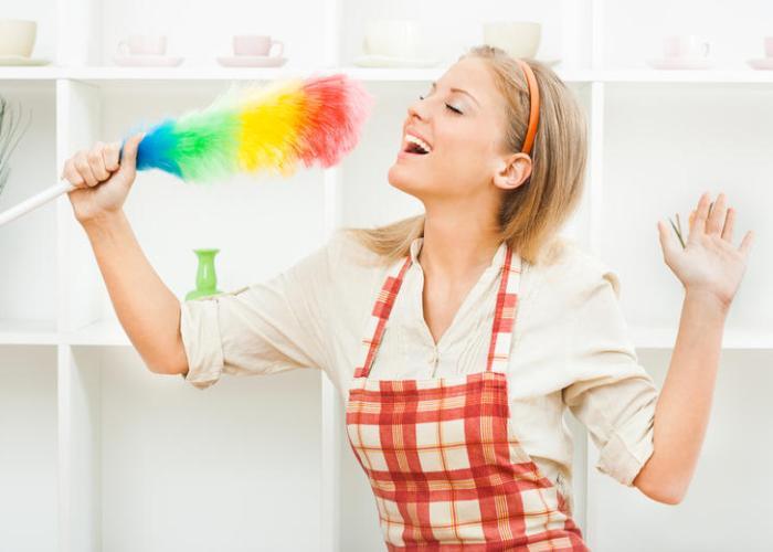 Как настроится на уборку квартир - помощь профессионалов по уборке квартир