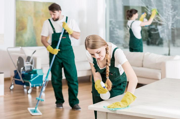 Клінінг після ремонту - поради щодо вибору компанії для прибирання