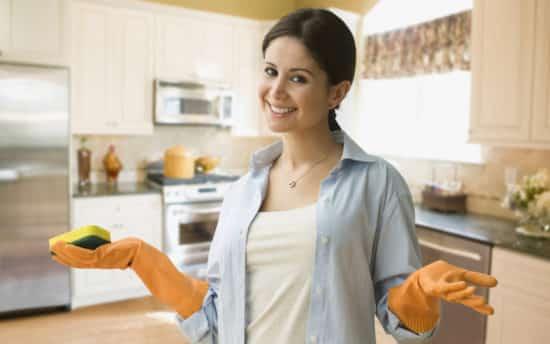 Генеральна уборка кухні: план дій