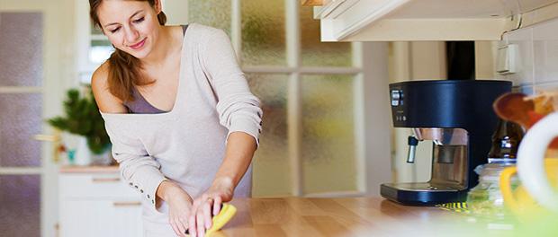Генеральне прибирання кухні - з чого почати і куди звернутися