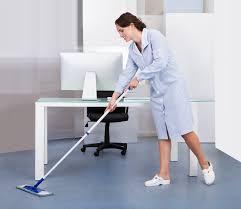 Уборка в офисе: как работают профессионалы