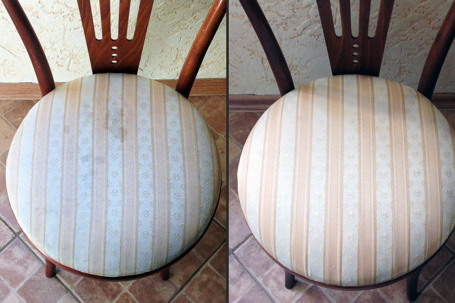 Химчистка стульев: как это происходит?
