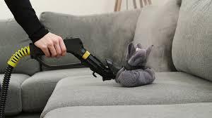 Химчистка углового дивана на дому