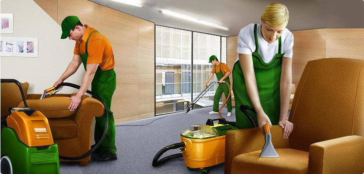 Профессиональная ежедневная уборка помещений