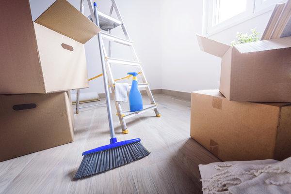 Прибирання після квартирантів